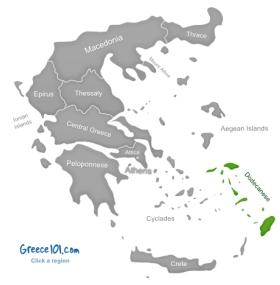 Dodecanese Rhodes Kos Telendos Kalymnos Karpathos Tilos