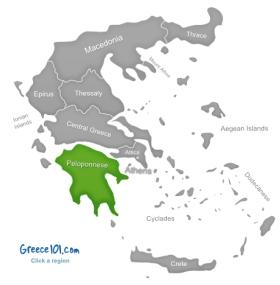Peloponnese - Patras, Sparta, Olympia, Pylos, Kalamata | Greece
