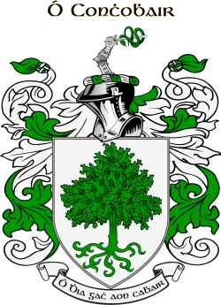 O'CONNOR family crest