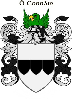 CURREN family crest