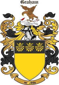 GRAHAM family crest