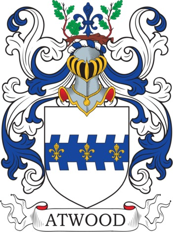 ATWOOD family crest