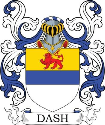 DASH family crest