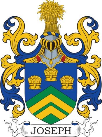 JOSEPH family crest